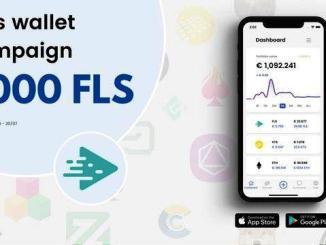 Flits Wallet Airdrop - Earn $1 Of FLS Tokens Free
