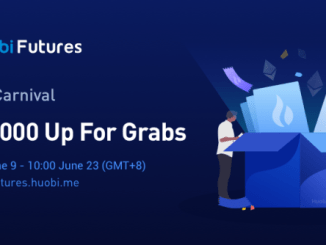 Huobi Futures June Carnival (Airdrop) - Rewards Of $15,000
