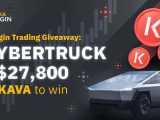 KAVA Trading Competition On Binance - Win Tesla Cybertruck ($47,000)