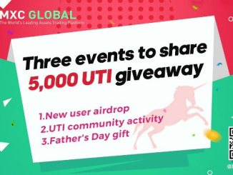 MXC Exchange Airdrop Campaign - Get UTI Coins Free