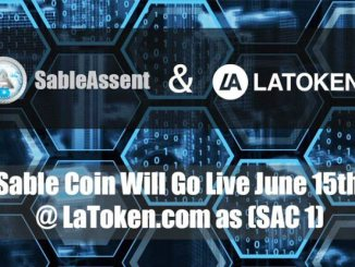 SableAssent Airdrop On Latoken - Get $10 Of SAC1 Tokens Free