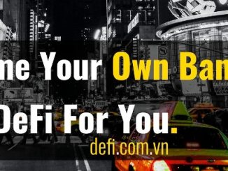 Introduction Of DeFi For You (DFY) - Become Your Own Bank