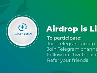 Yearneth Finance Crypto Airdrop - Earn Free $30 Of YEFI Tokens
