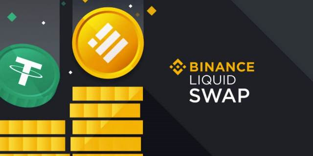 Liquid Swap Trading Competition On Binance - Win $50,000 In USDT