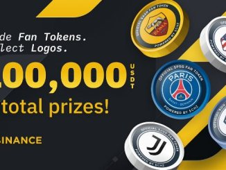 Collect Fan Token Logos On Binance To Win $100,000 In USDT
