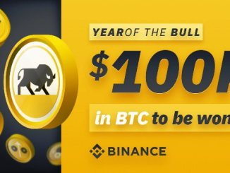 Binance Bull Promotion - Win $100,000 In Bitcoin