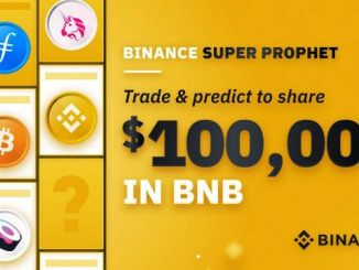 Binance Super Prophet Competition - Win From $100K In BNB Prizes