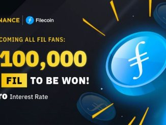 FIL Trading Competition On Binance - Win $100,000 In FIL Tokens
