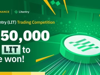 LIT Trading Competition On Binance - Win $50,000 In LIT Tokens