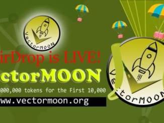 VectorMoon Crypto Airdrop Program - Get Free 1 Million VTM Tokens