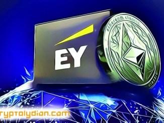 EY: Ethereum Best Blockchain-Based Solution