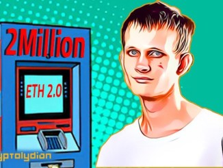 Buterin Says ETH 2.0 Issuance Will Be 2M Annually at Most