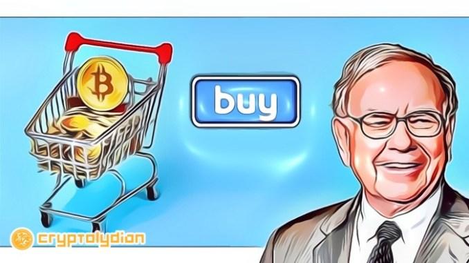 Will Warren Buffet Buy All Bitcoin Supply?