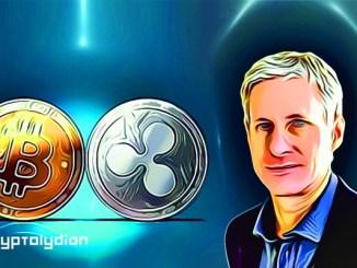 Chris Larsen: XRP Designed to Be Better Bitcoin (BTC)