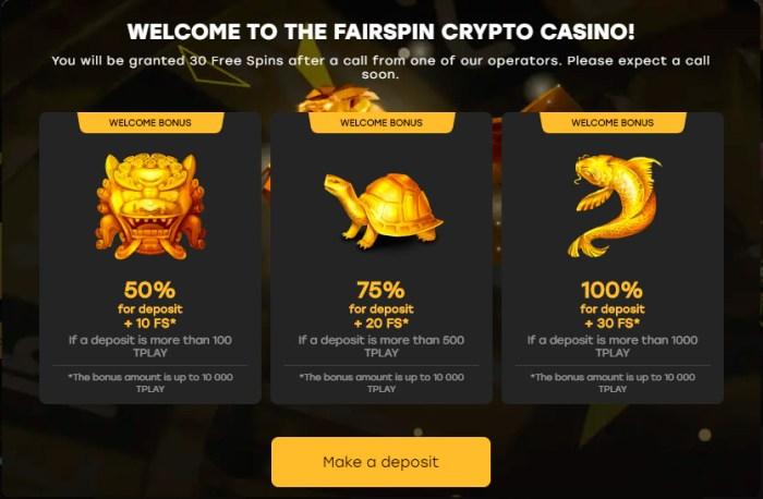 Fakta menarik mengenai kasino bitcoin