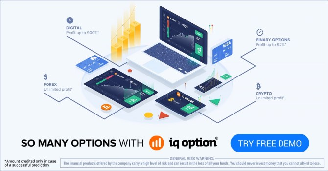iq option forex crypto review