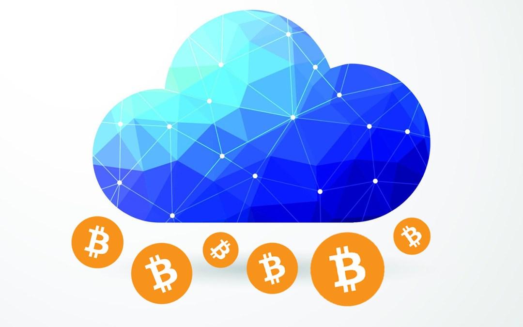 التعدين من خلال الانترنت Bitcoin cloud mining