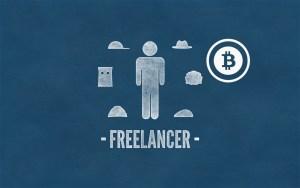 كيفيةالحصول على البيتكوين عن طريق العمل الحر،freelance for bitcoin،freelancing