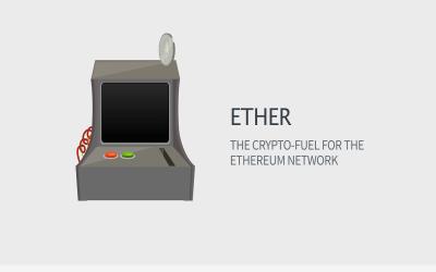 ما هو الإيثير ( Ether ) الخاص بعملة الإيثيريوم ؟