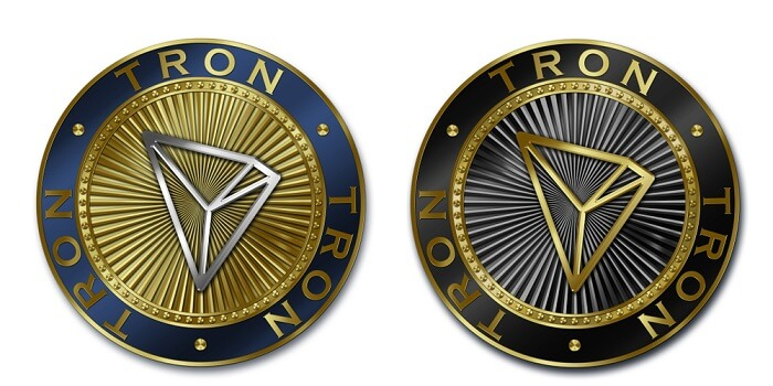 tron coin -عملة ترون