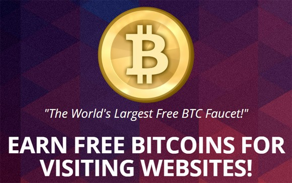 earn free bitcoins visiting websites
