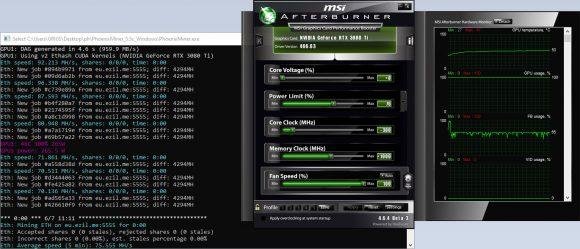 rtx 3080 ti optimized ethereum