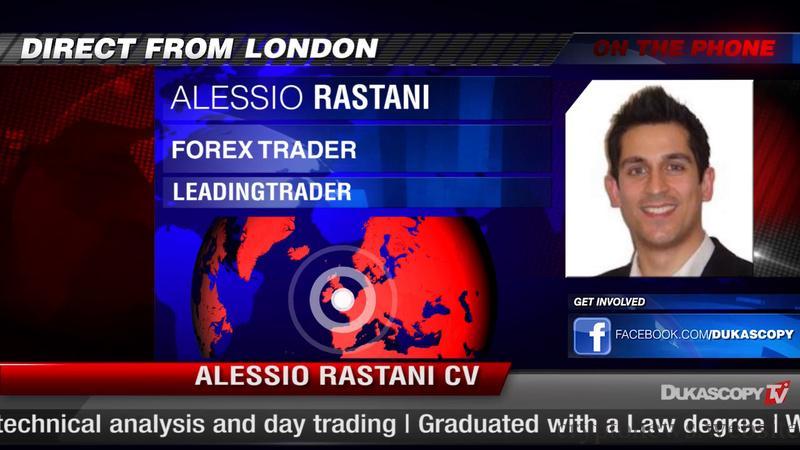 Алессио Растани трейдер и видеоблогер