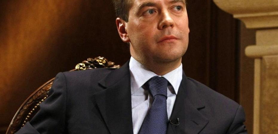 Медведев о криптовалюте