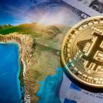 принятие Биткоина в Южной Америке
