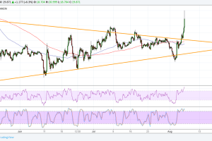 Ethereum Classic (ETC) Price Analysis: What's Behind That Big Breakout