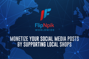 [promoted] FlipNpik's Social Media Model: Boosting Incentives for Local Promotions