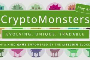 Cryptomonsters: The first crypto-game running on the Litecoin Blockchain