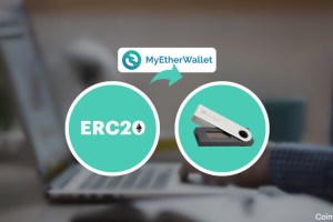 How To Transfer ERC20 Tokens To A Ledger Nano S (Using MyEtherWallet)