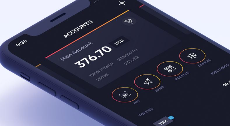 The Tron (TRX) Wallet Keeps Getting Better and Better