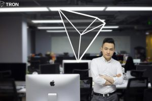 TRON (TRX) Will Surge Into Coinmarketcap's Top 10 in the Next 6 Months; Justin Sun Says