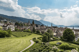 Blockchain Business in Crypto Valley Has Doubled Since Last Year: Report