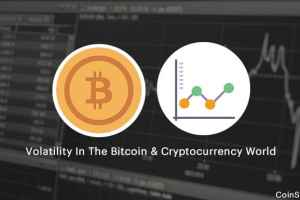 Explaining What Volatility Means In The Bitcoin & Cryptocurrency World