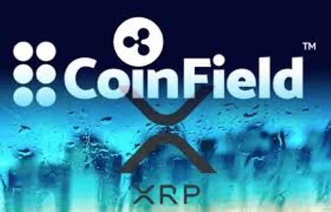 XRP On Fire As It Goes Live As The Base Currency On CoinField Exchange – 61 Countries Already In the Mix