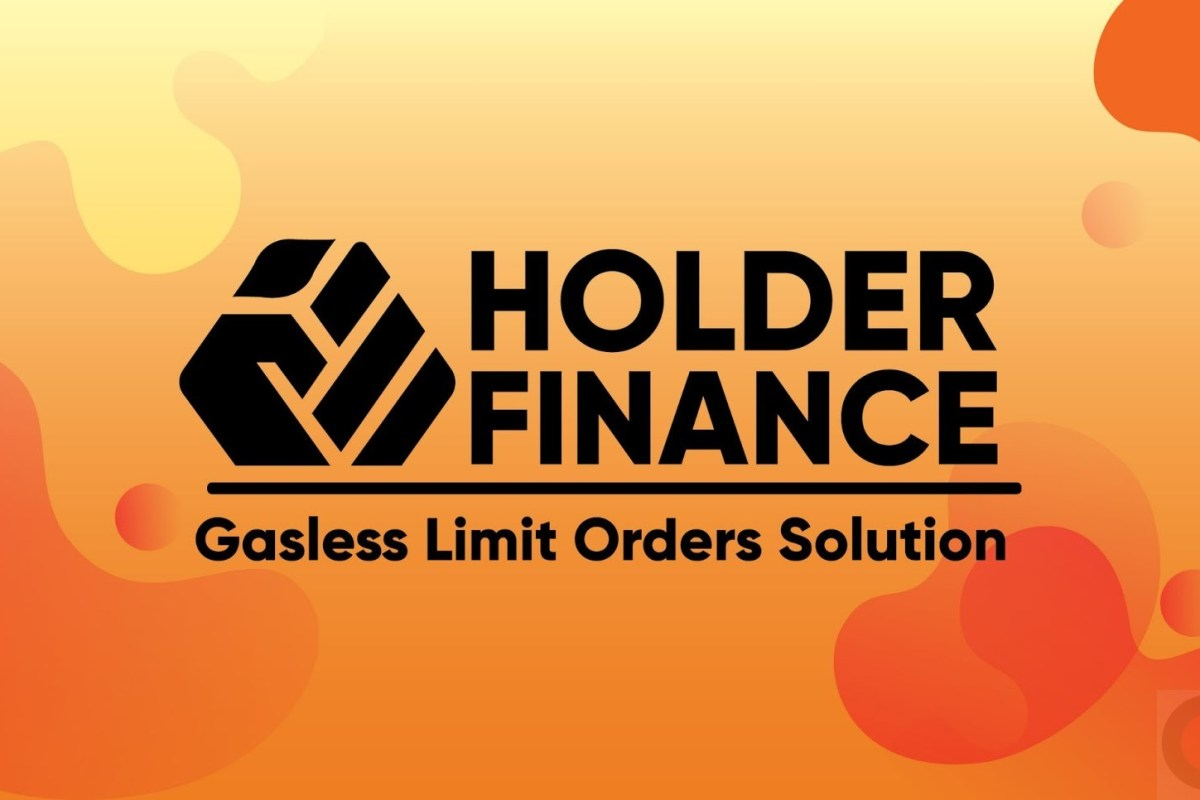 Holder Finance: The Pioneer Ethereum Gasless Protocol
