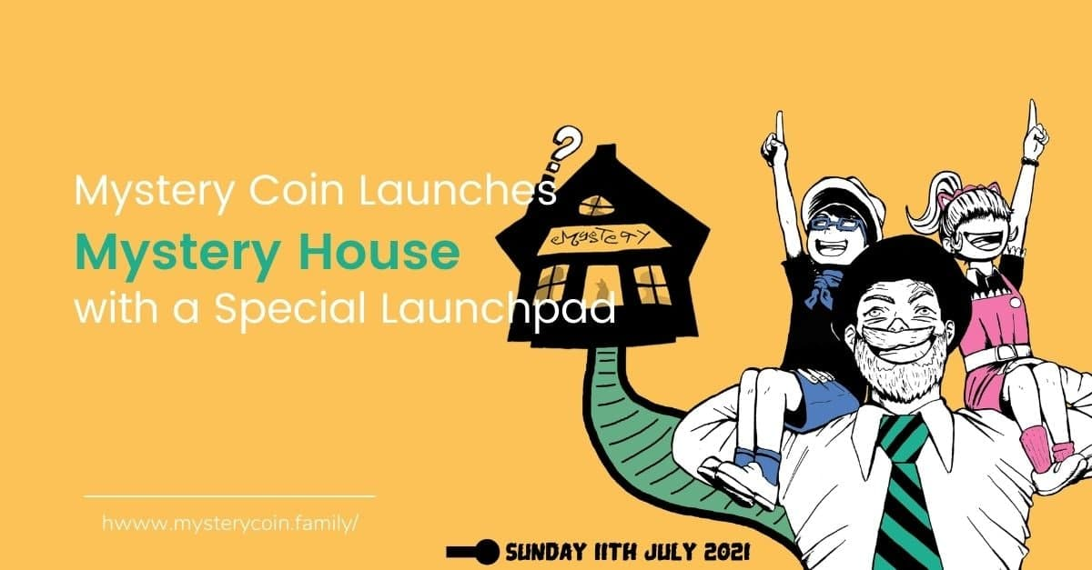 Mystery Coin Launches Mystery House with a Special Launchpad