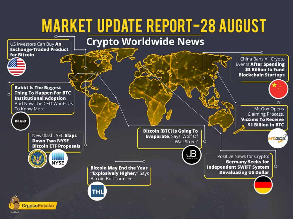 CryptoPotato Infographic 28 Aug