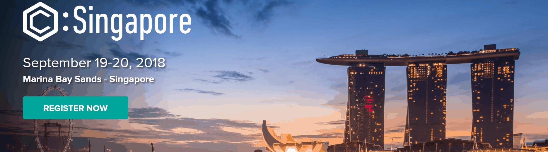 Consensus: Singapore 2018 Summit