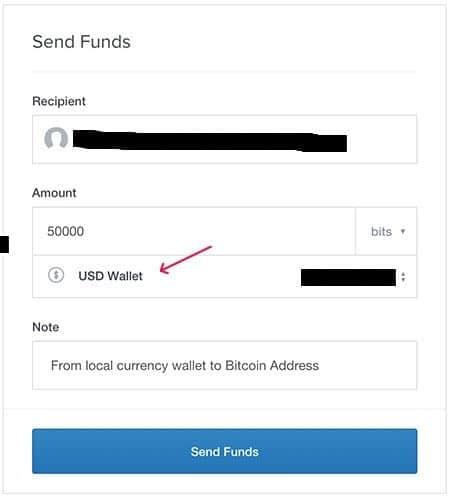 Coinbase guide, sell bitcoin