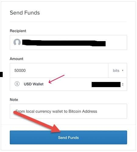 Empty Bitcoin Wallet Still Shows Balance Bitcoin Whitlable