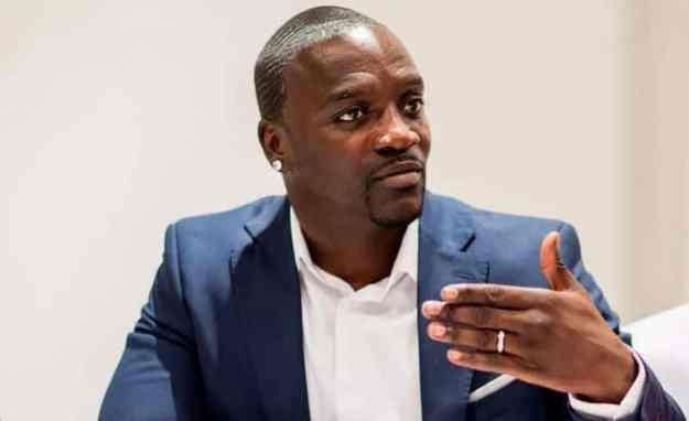 Akon. Source: Wikipedia