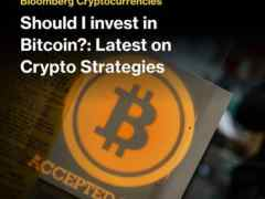 Mainstream: Bloomberg Is Promoting Bitcoin-Related Content Via Facebook Sponsored Ads