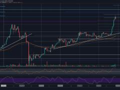 Ethereum Price Analysis: ETH Stalls Below $320 Following Bitcoin's Recent Gains