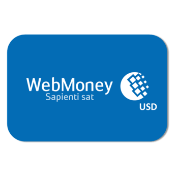 Solde WebMoney – WMZ