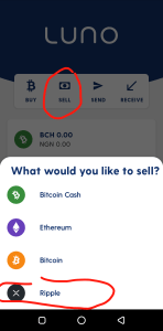 Withdraw Ripple To Nigerian Bank Account