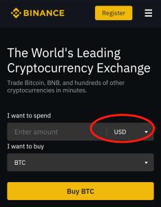 Buy bitcoin in Switzerland with binance